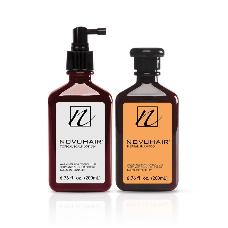 NOVUHAIR 2-IN-1 PACK